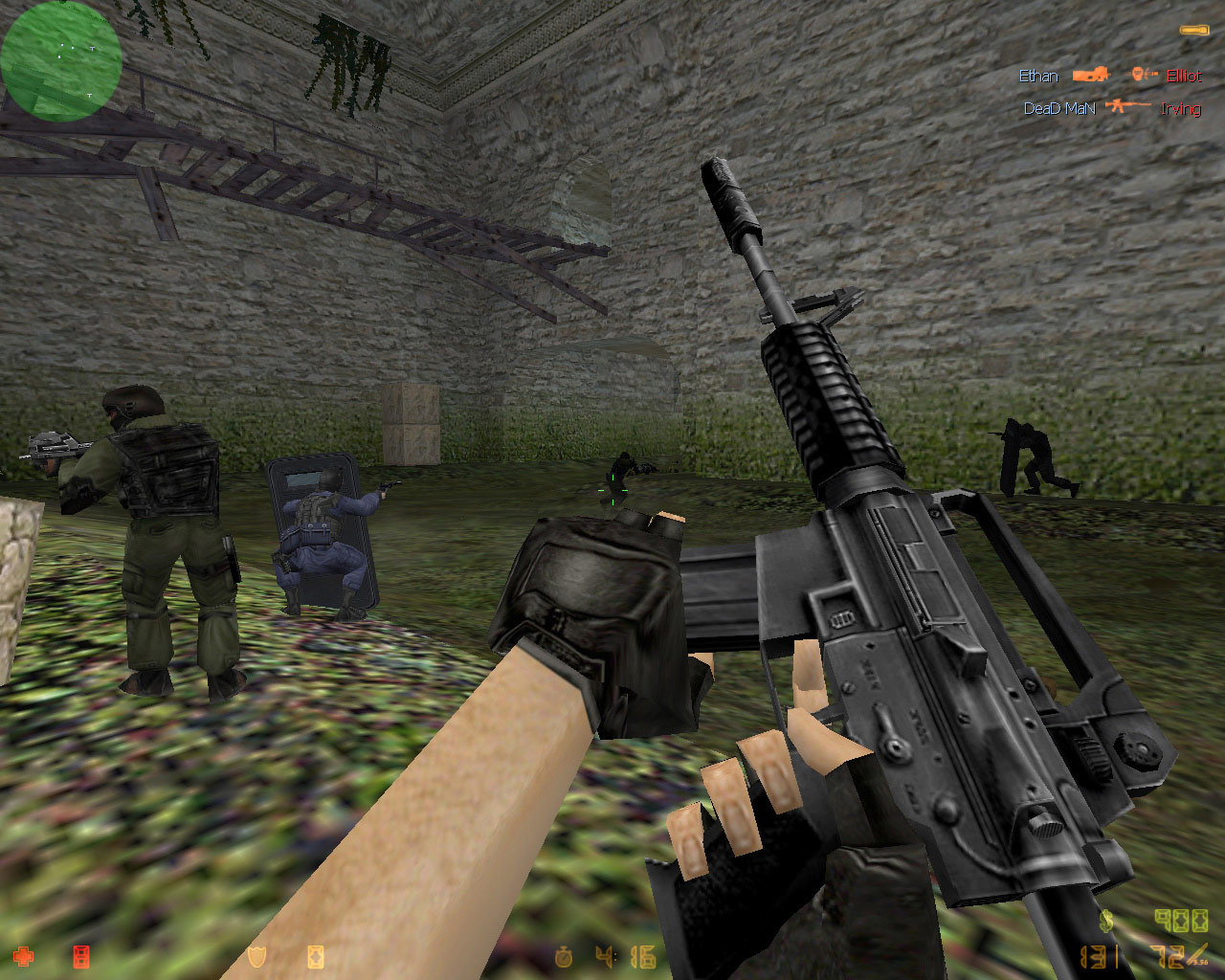 Counter-Strike: 1.6 Аккаунт