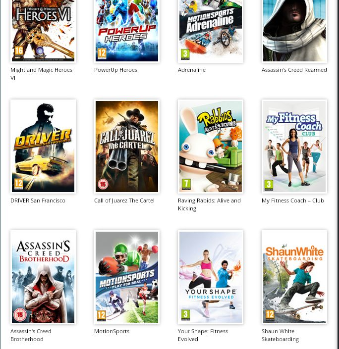 WatchDogs+All Assasin´s Creed+OtherGame Ubisoft Аккаунт