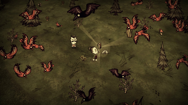 Dont Starve Together (2 copies) Steam Gift, RU+CIS