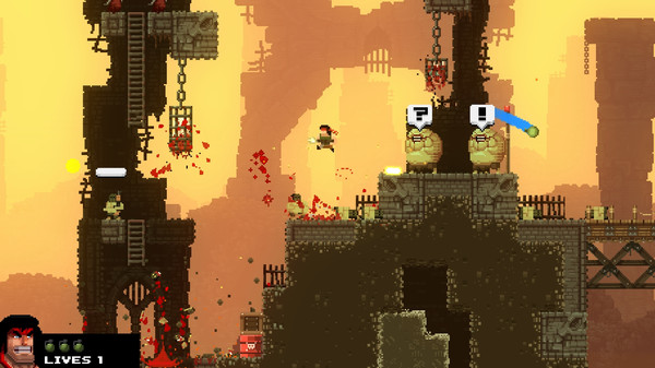 Broforce (Steam Gift - RU+CIS)