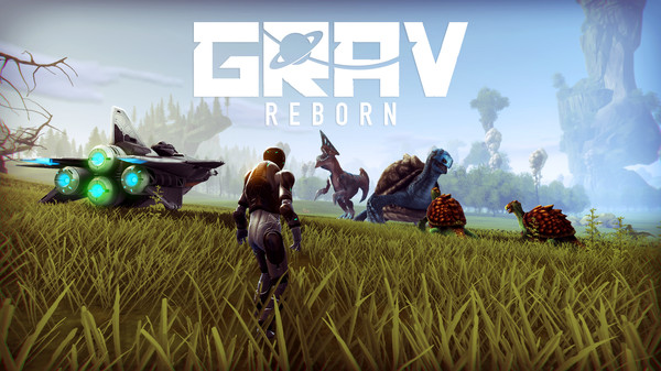 GRAV (Steam Gift, RU+CIS)