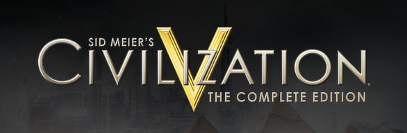 Sid Meier´s Civilization V COMPLETE (Steam Gift RU+CIS)