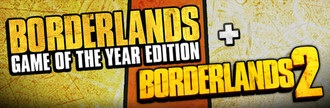 Borderlands 2 + Borderlands GOTY (STEAM GIFT, RU+CIS)