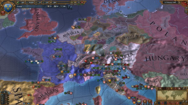 Europa Universalis IV Collection Pack (Steam, RU+CIS)