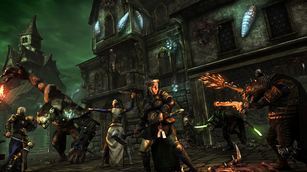 Mordheim:City of the Damned (Steam Gift RU+CIS)