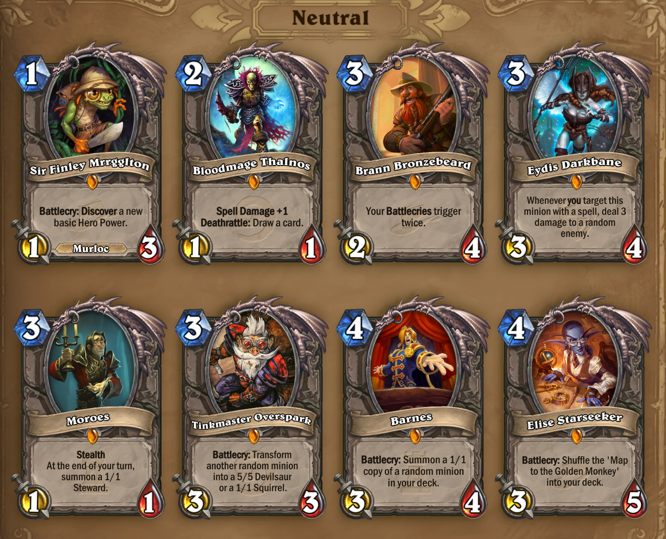 Account HEARTHSTONE only for RU