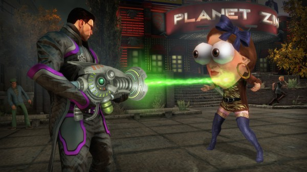 Saints Row Ultimate Franchise Pack IV (Steam RU+CIS)