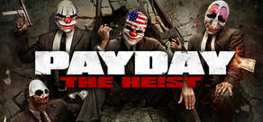 PAYDAY The Heist Four-Pack (4 copies) (Steam gift ROW)