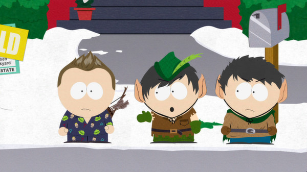 South Park: The Stick of Truth (Steam Gift RU + CIS)