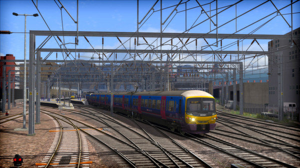 Train Simulator: Steam Edition + 5 DLC (Gift RU+CIS)