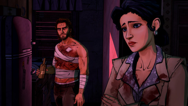 The Wolf Among Us (Steam Gift / RU+CIS)