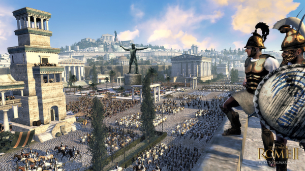 Total War: ROME II - Emperor Edition (Steam RU+CIS)