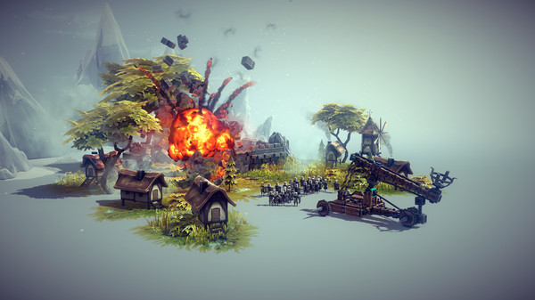 Besiege (Steam Gift - RU+CIS )