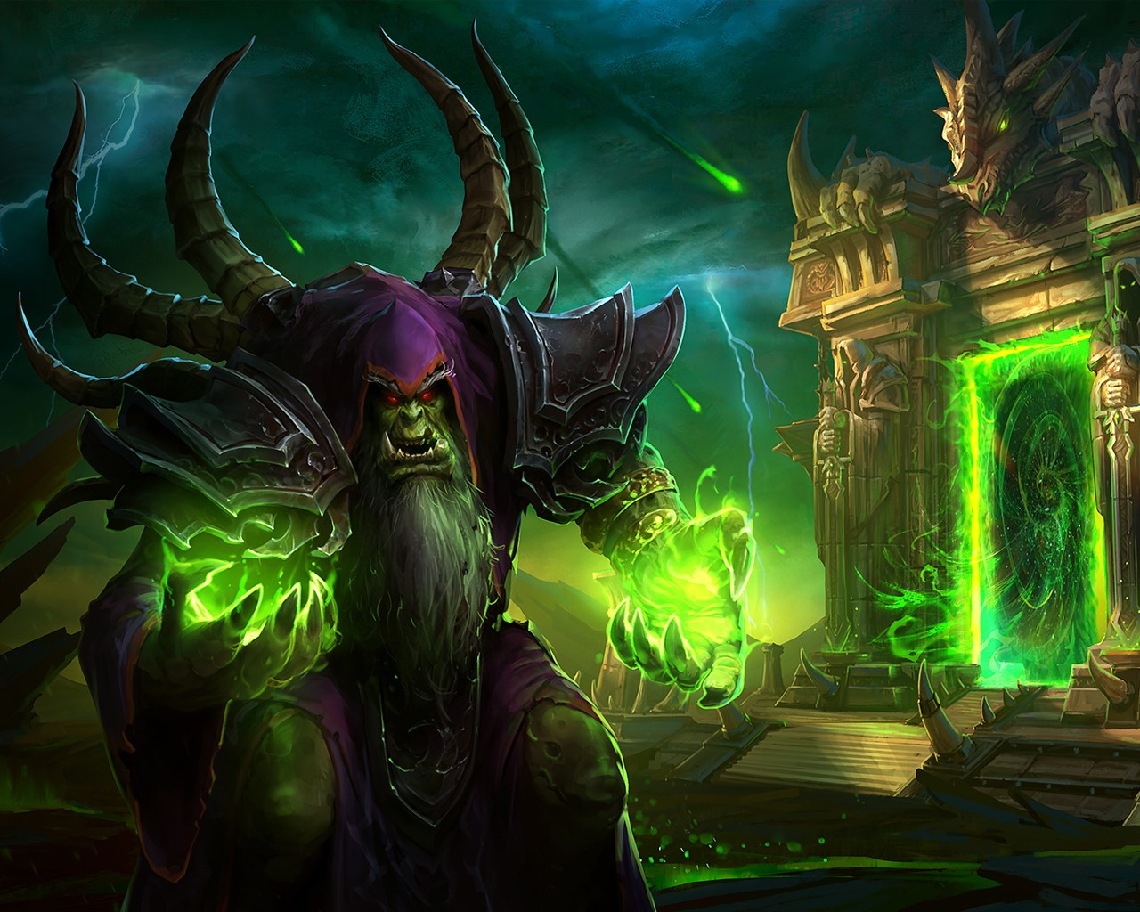 world of warcraft original release date