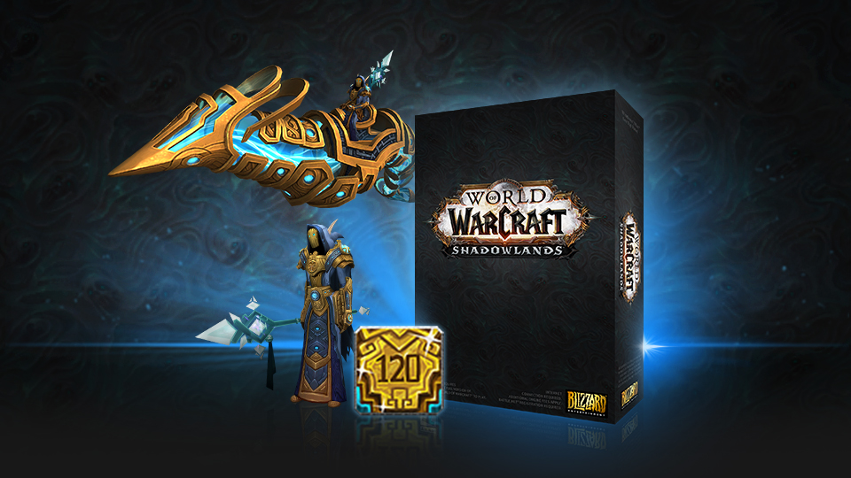 World of Warcraft: Shadowlands - Heroic Edition US +120