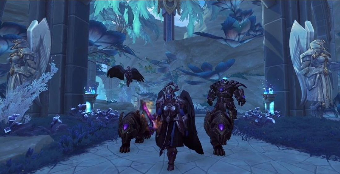 WoW: Shadowlands - Epic Edition [US] +50lvl +30days