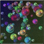 2014 Amazing Magic of Bubbles Live Wallpaper 3D