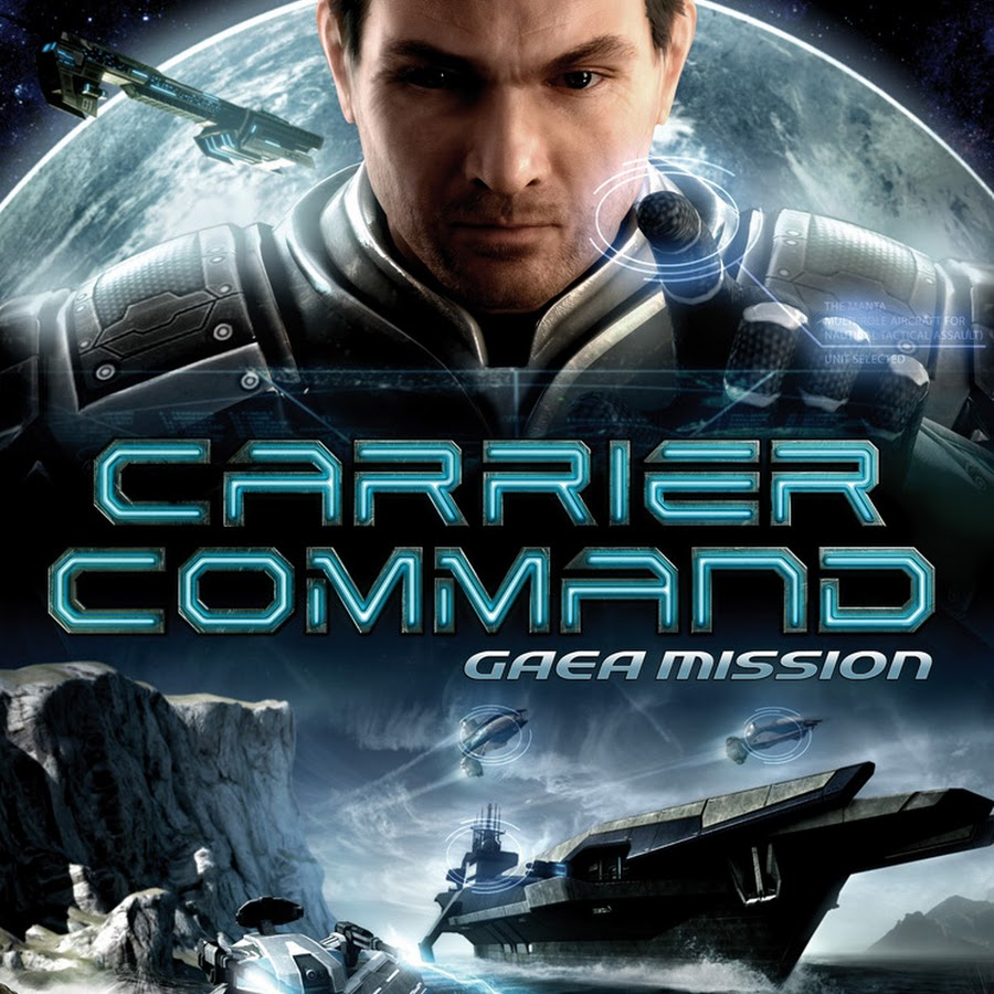 Carrier Command: Gaea Mission I Steam Key I Region Free