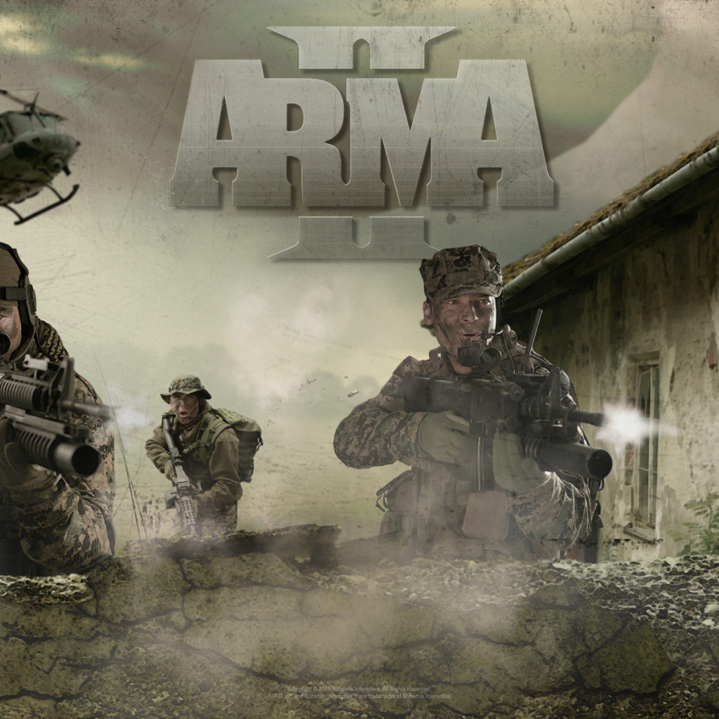 Arma 2 I Original Steam Key I Region Free