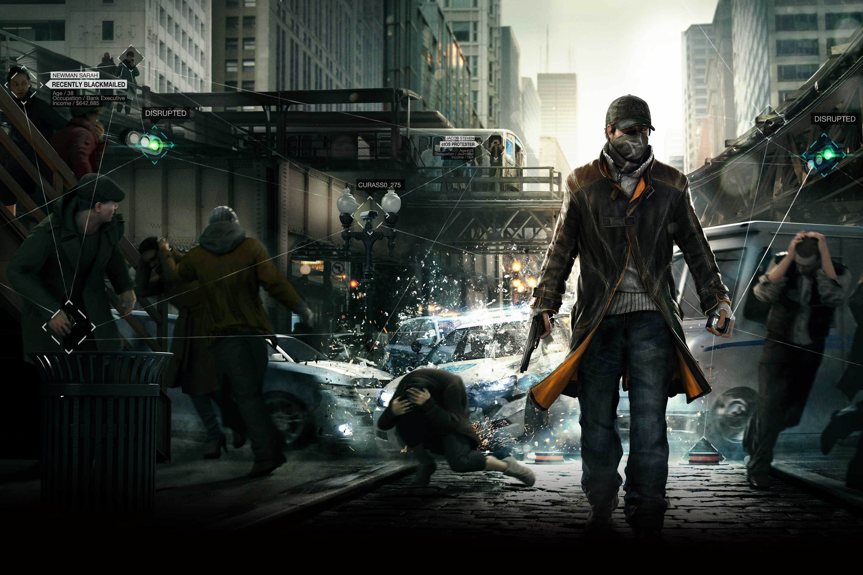 Watch Dogs Standard Edition (UPlay) +ПОДАРОК +СКИДКА