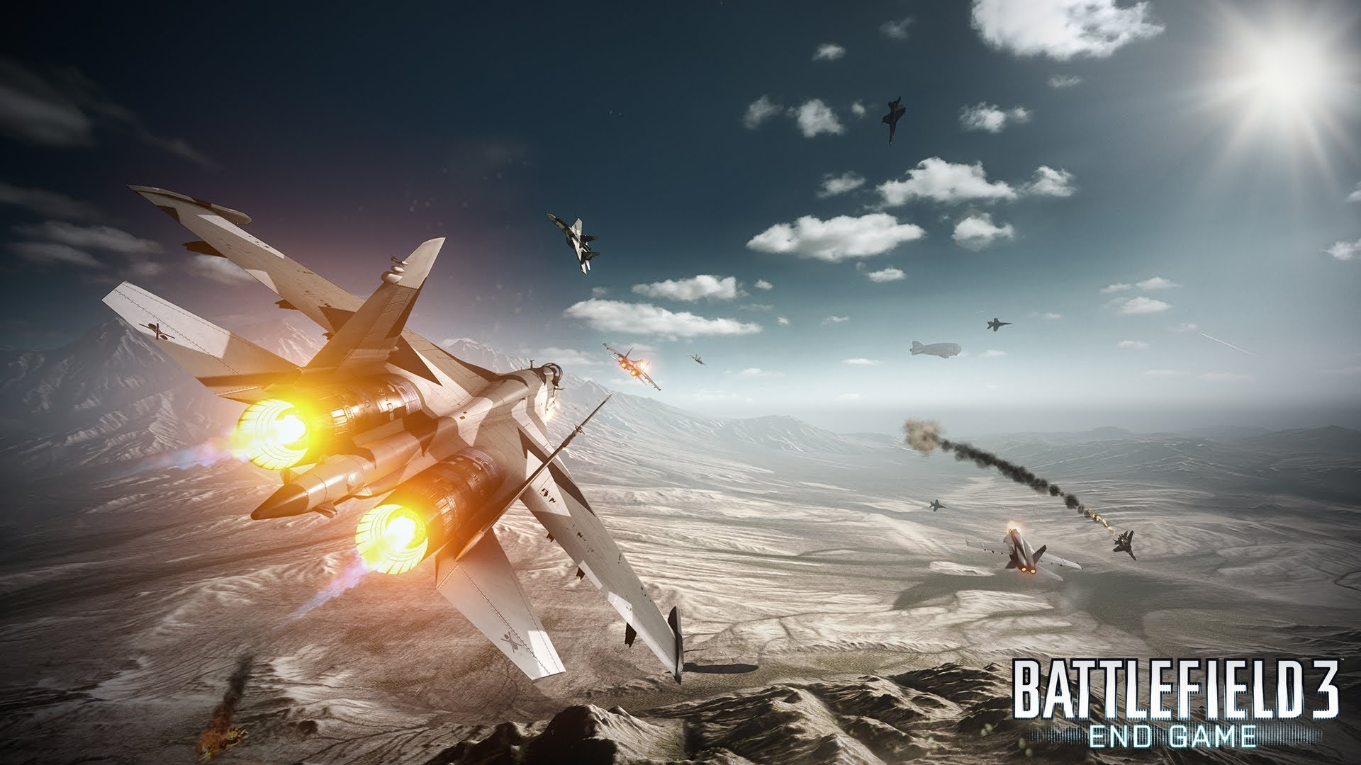 Battlefield 3: End Game DLC(Origin) +ПОДАРОК +СКИДКА