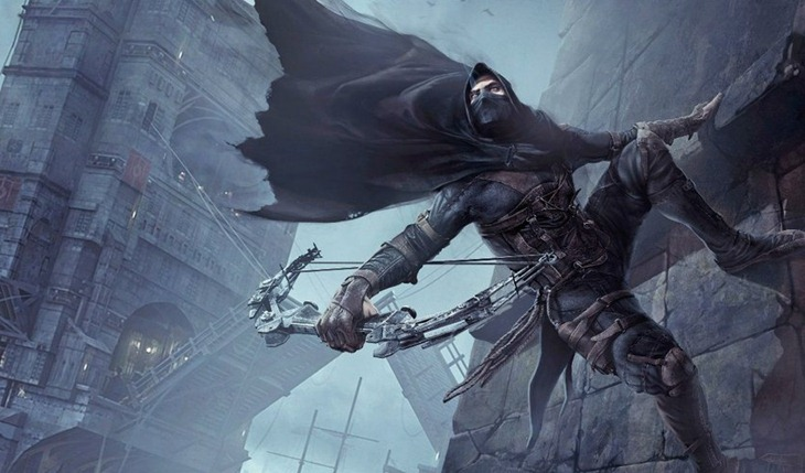 Thief 2014(RU+CIS)
