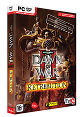 Dawn of War II: Retribution + Chaos Space Marines (SCAN