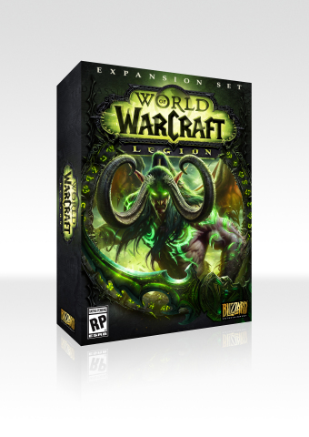 WORLD OF WARCRAFT LEGION EURO MULTILANG