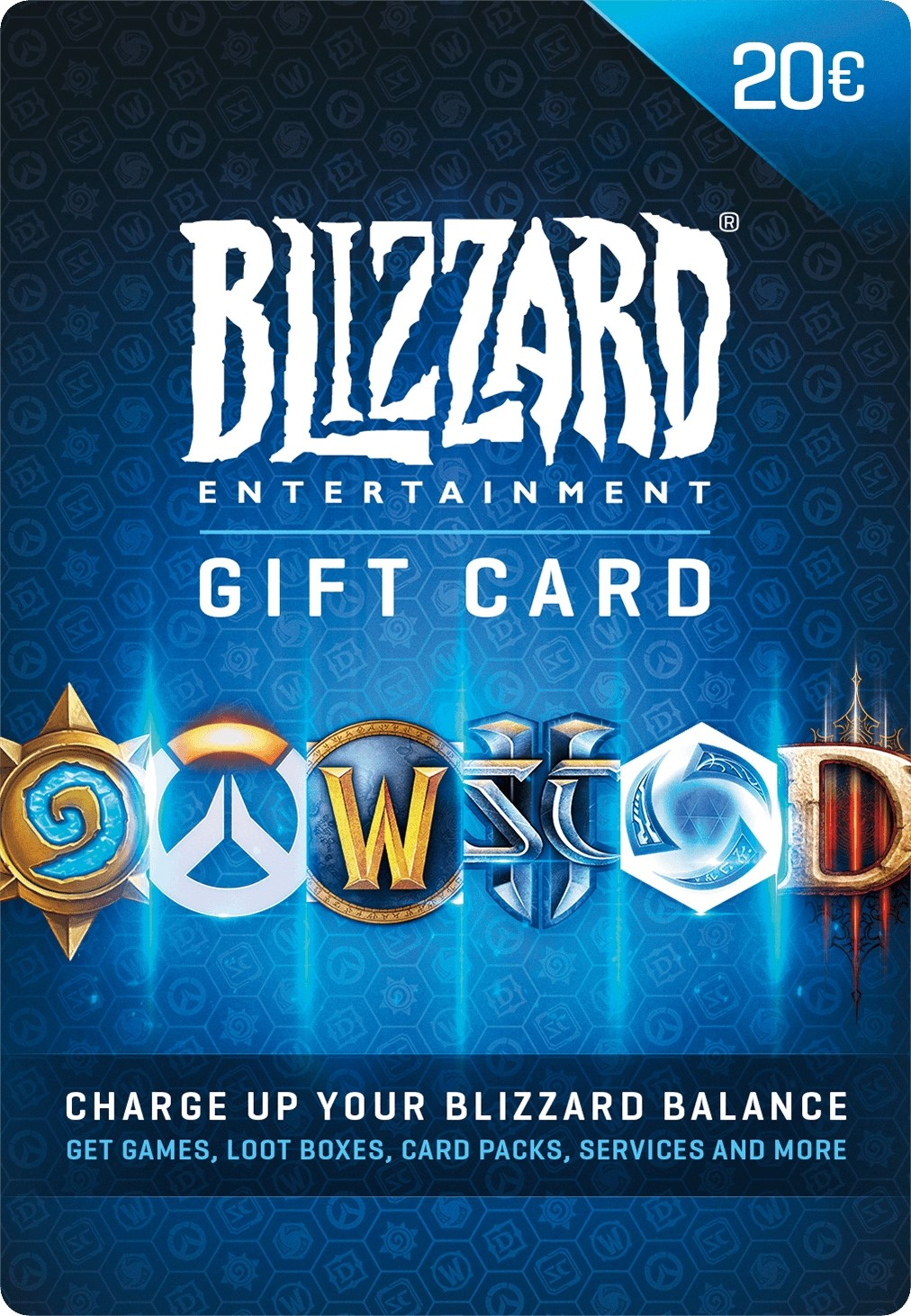 Battle.net 20 EUR Gift Card