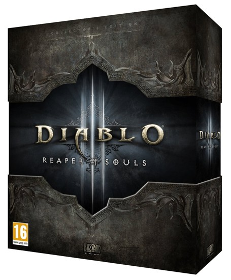 Diablo 3 RoS COLLECTOR Ed. EUROPE (+RU) КЛЮЧ СРАЗУ