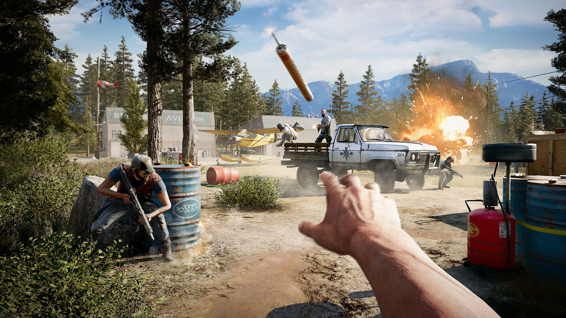 Far Cry 5 [Steam RU/UA/CIS] Version selection