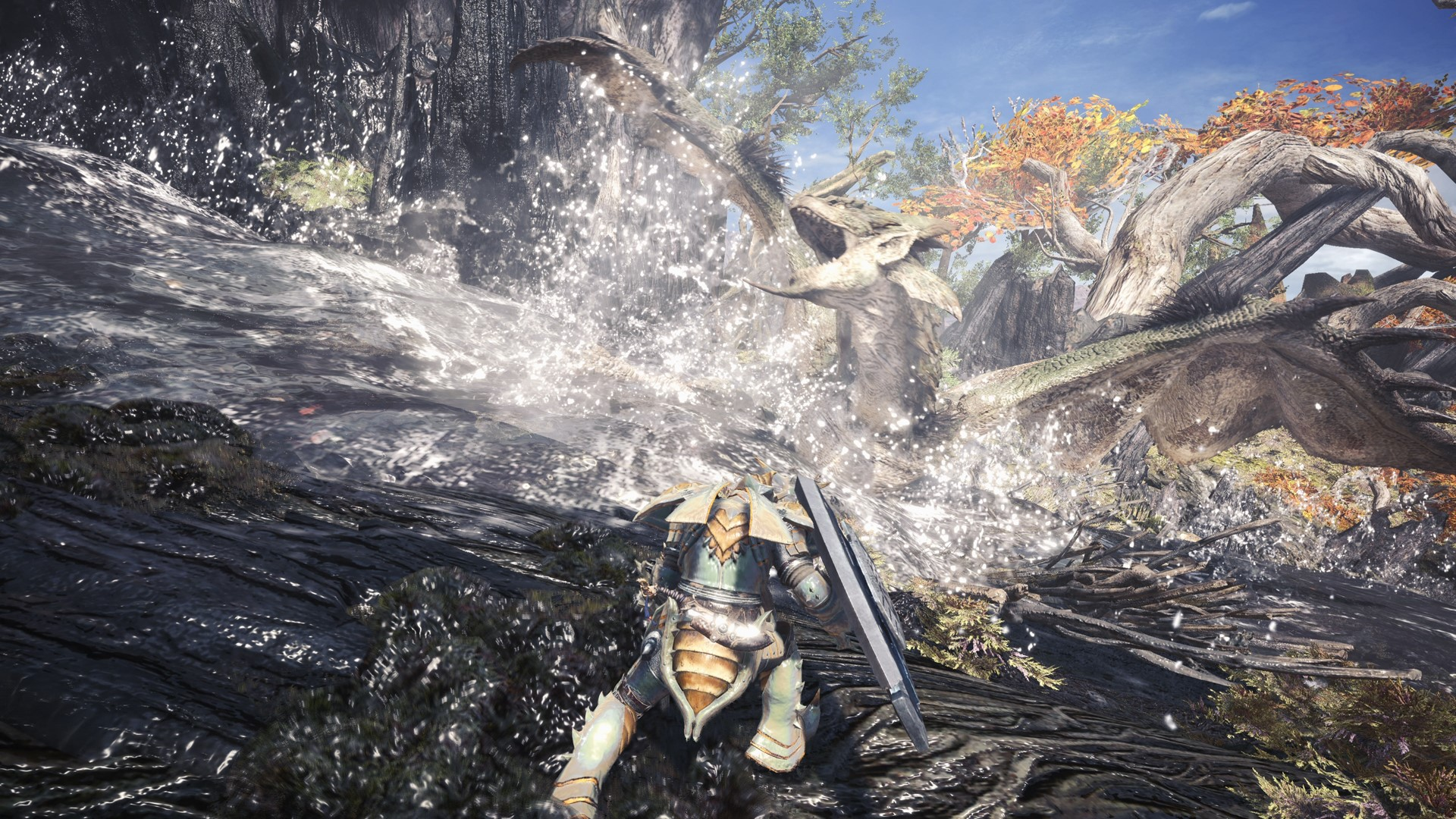 Buy Monster Hunter World Steam Russia And Download