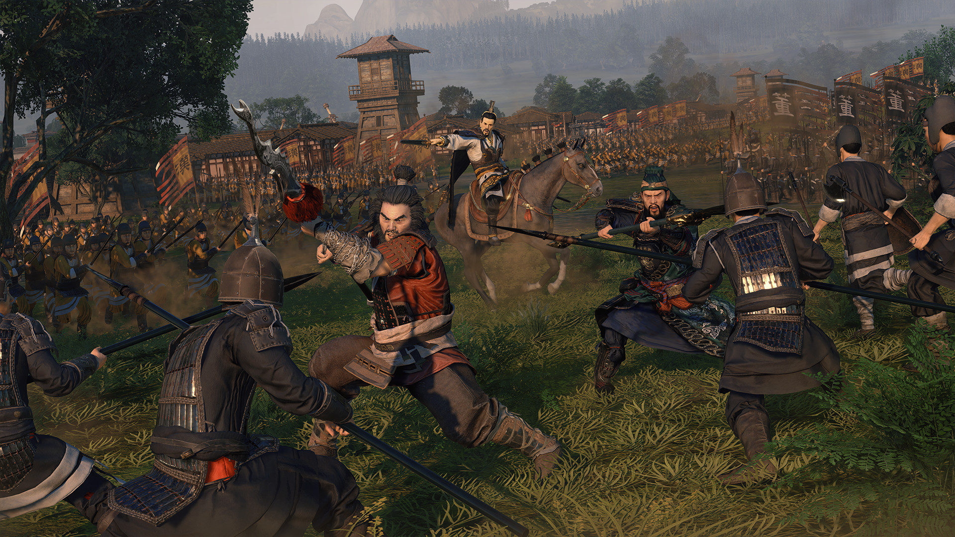 Total War: THREE KINGDOMS [Steam RU/UA/KZ]