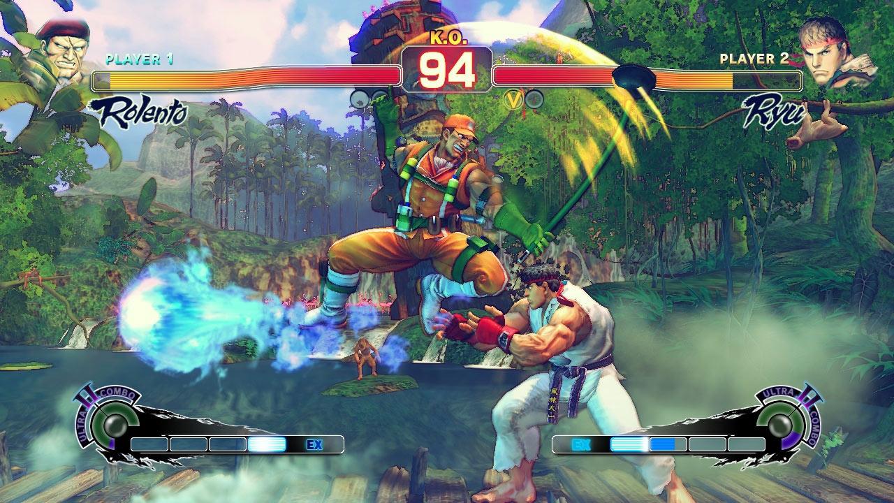 Ultra Street Fighter IV [Steam Key] RU/CIS + GIFT 2019