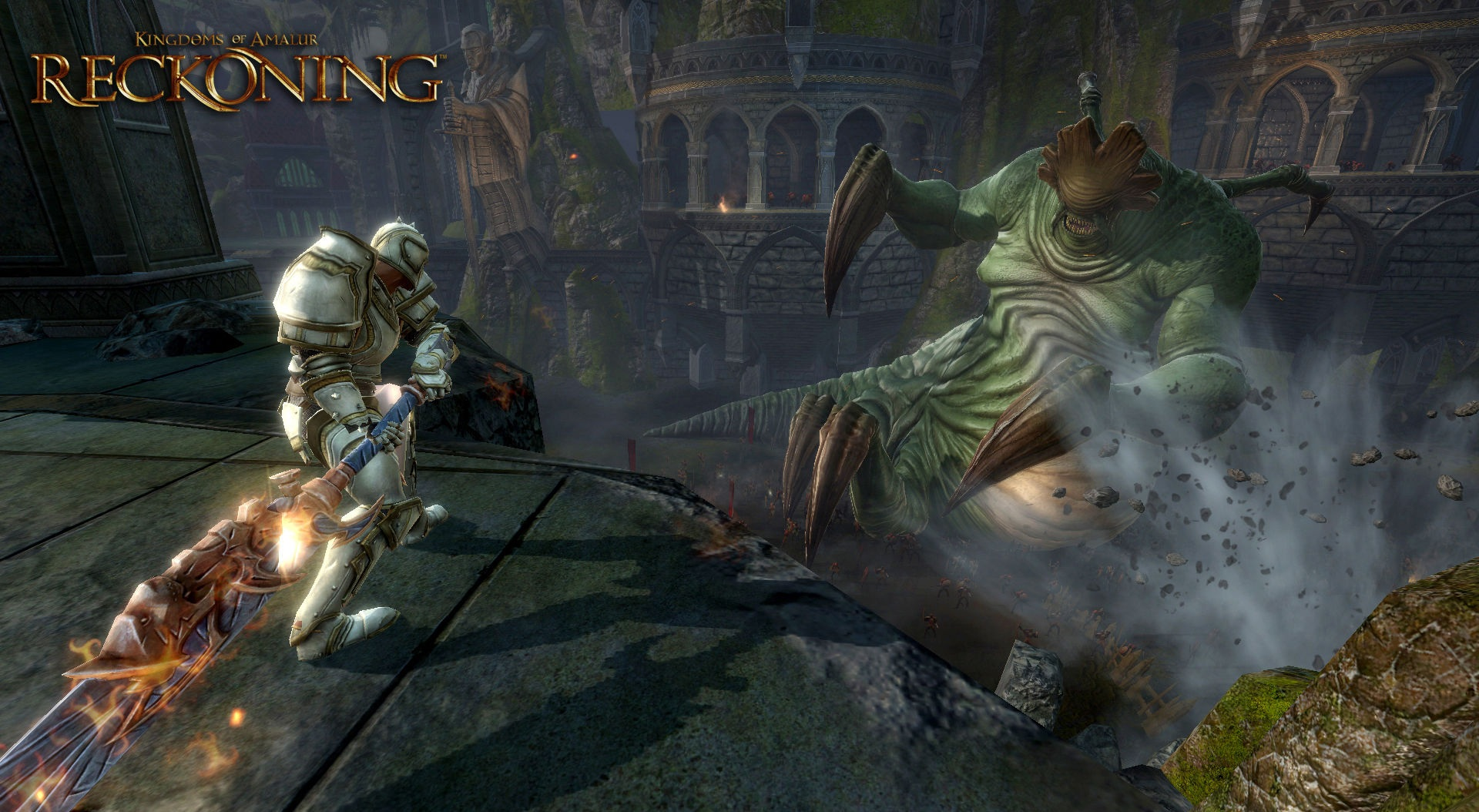 Kingdoms of Amalur: Reckoning RU+CIS (Steam GIFT)