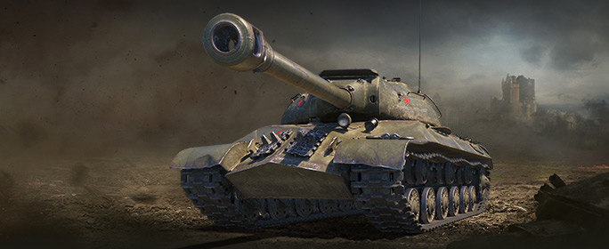 Bonus Code - Tank IS-3A + slot (RU)