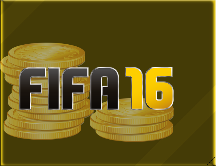 FIFA 16 UT PC COINS - CHEAPLY | INSTANTLY + 5%