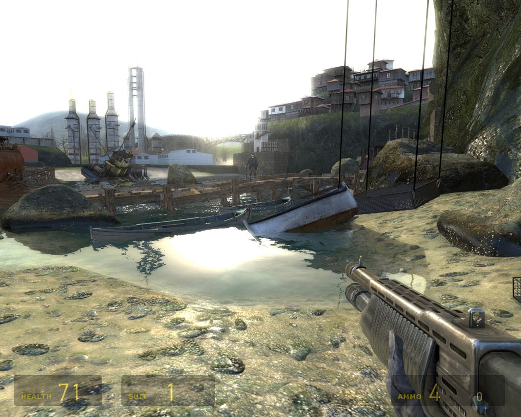 Half-Life 2 and HL 2 Lost Coast (Steam) + Specials + GIFT + BONUS
