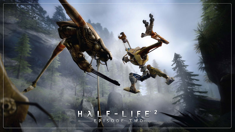 Half-Life 2: Episode Two (Steam) + discount + + BONUS GIFT