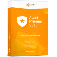 AVAST Premier 4 years \ 3 pc