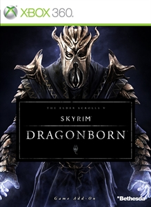 Skyrim (xbox360) + Dragonborn Account total