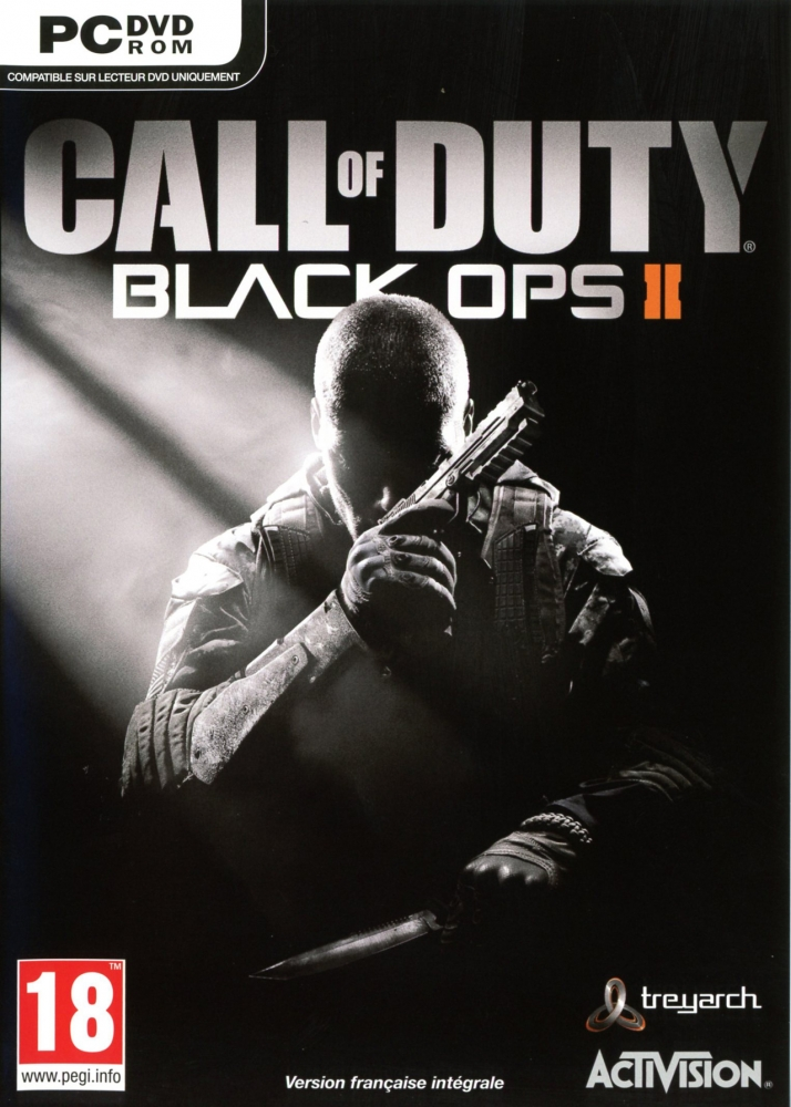 Call of Duty Black Ops 2 (RU+CIS/Steam Scan)