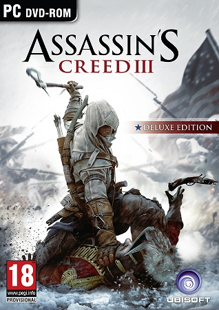 Assassins Creed 3: Deluxe (Region Free/Uplay Key)
