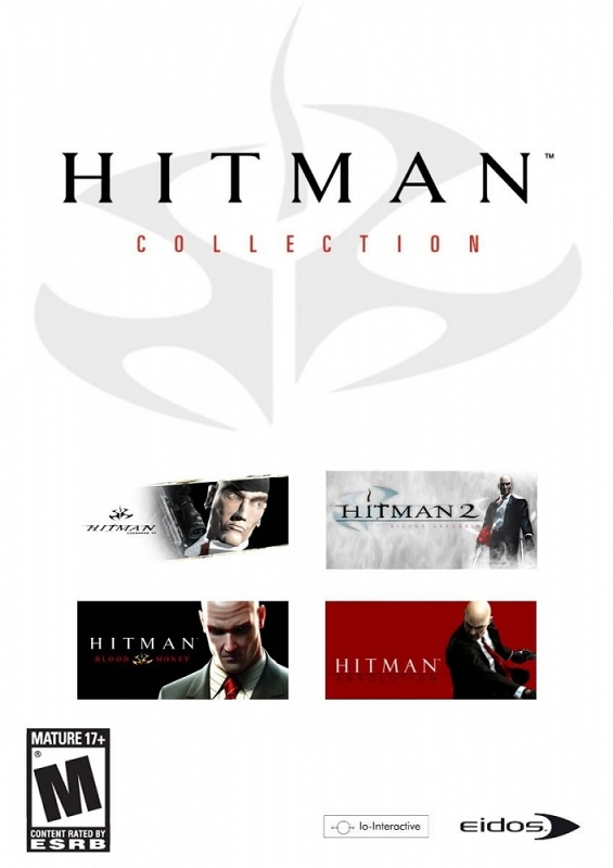 Hitman Collection (Region Free/Steam Gift)