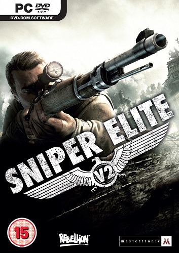 Sniper Elite V2 +DLC (RU+CIS/Steam Scan)