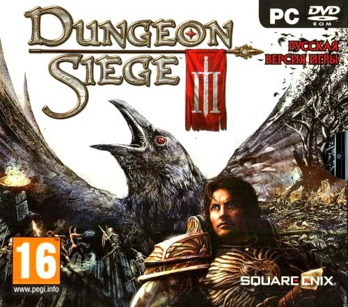 Dungeon Siege 3 (Region Free/Steam Gift)
