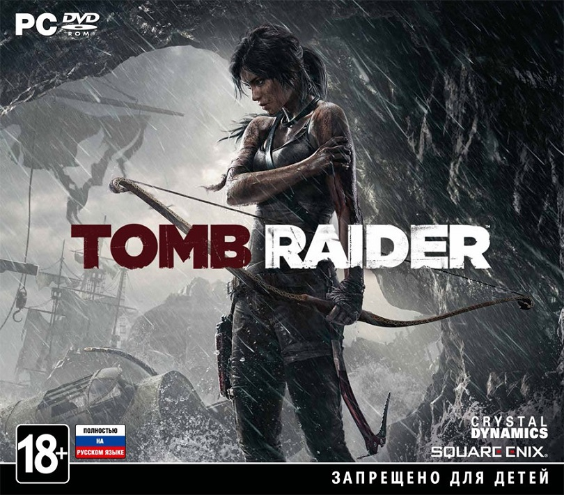 Tomb Raider (RU+CIS/Steam Gift)