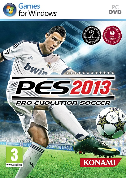 Pro Evolution Soccer 2013 (RU+CIS/DRM Scan)