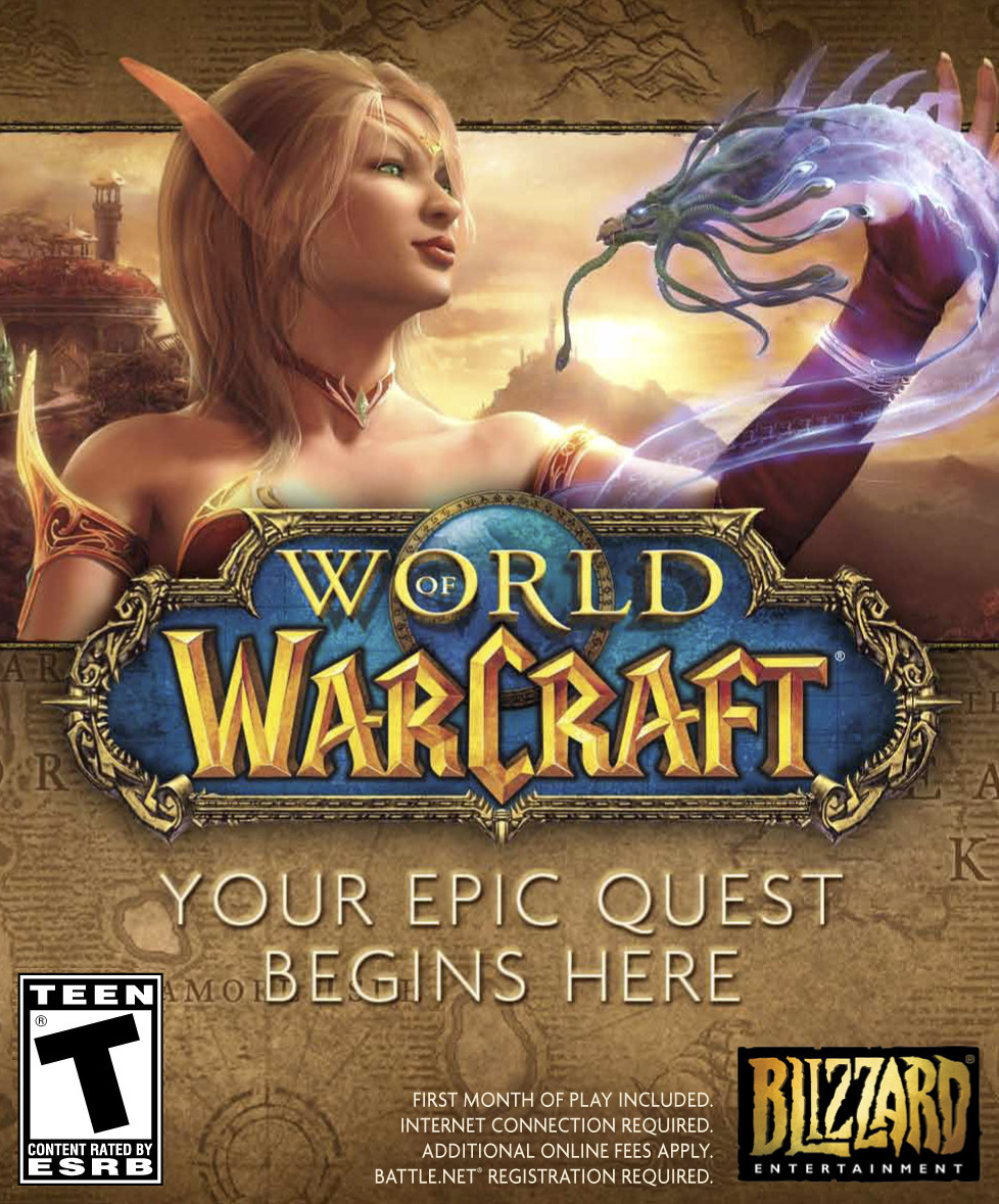 World of Warcraft: Battle Chest 14 дней RU