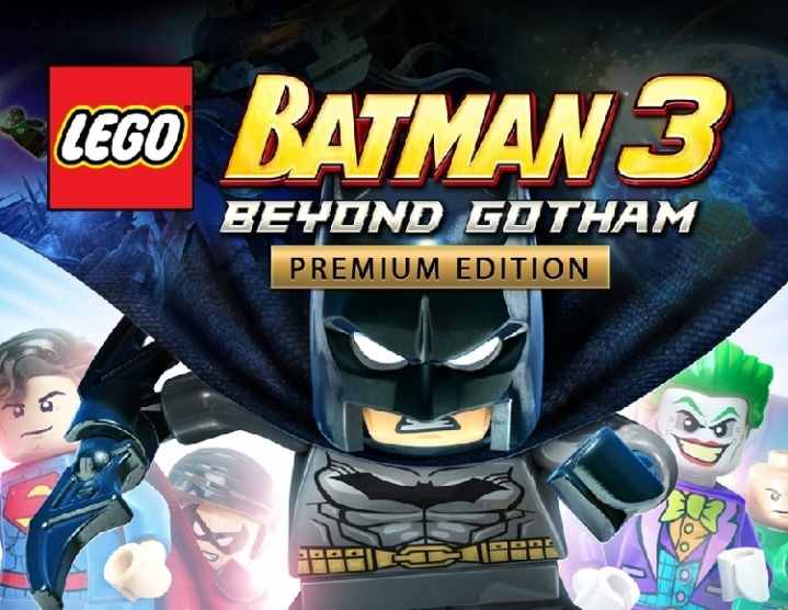 LEGO Batman 3: Beyond Gotham Premium (Steam Gift)